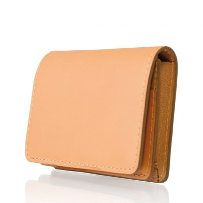 Discover our selection of leather goods (wallet, card holder, iphone case, purse) made in France