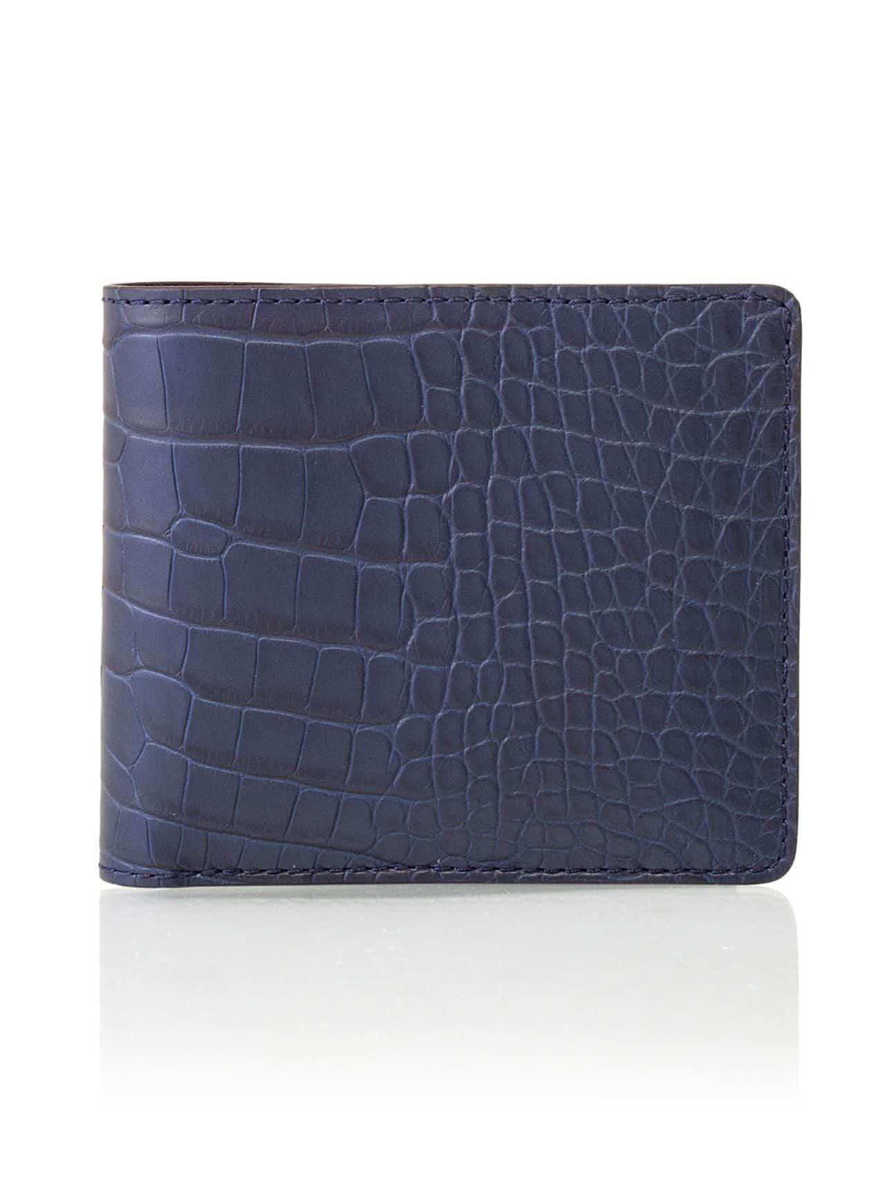 wallet alligator men