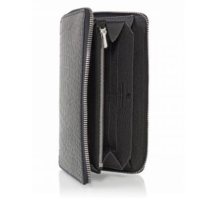 Discover our selection of leather goods (wallet, card holder, iphone case, purse)