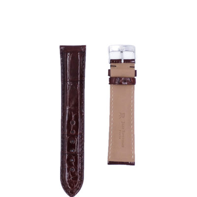 watch straps nyc alligator brown