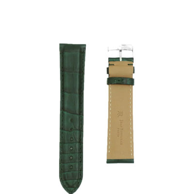 Bracelet de montre alligator 20mm