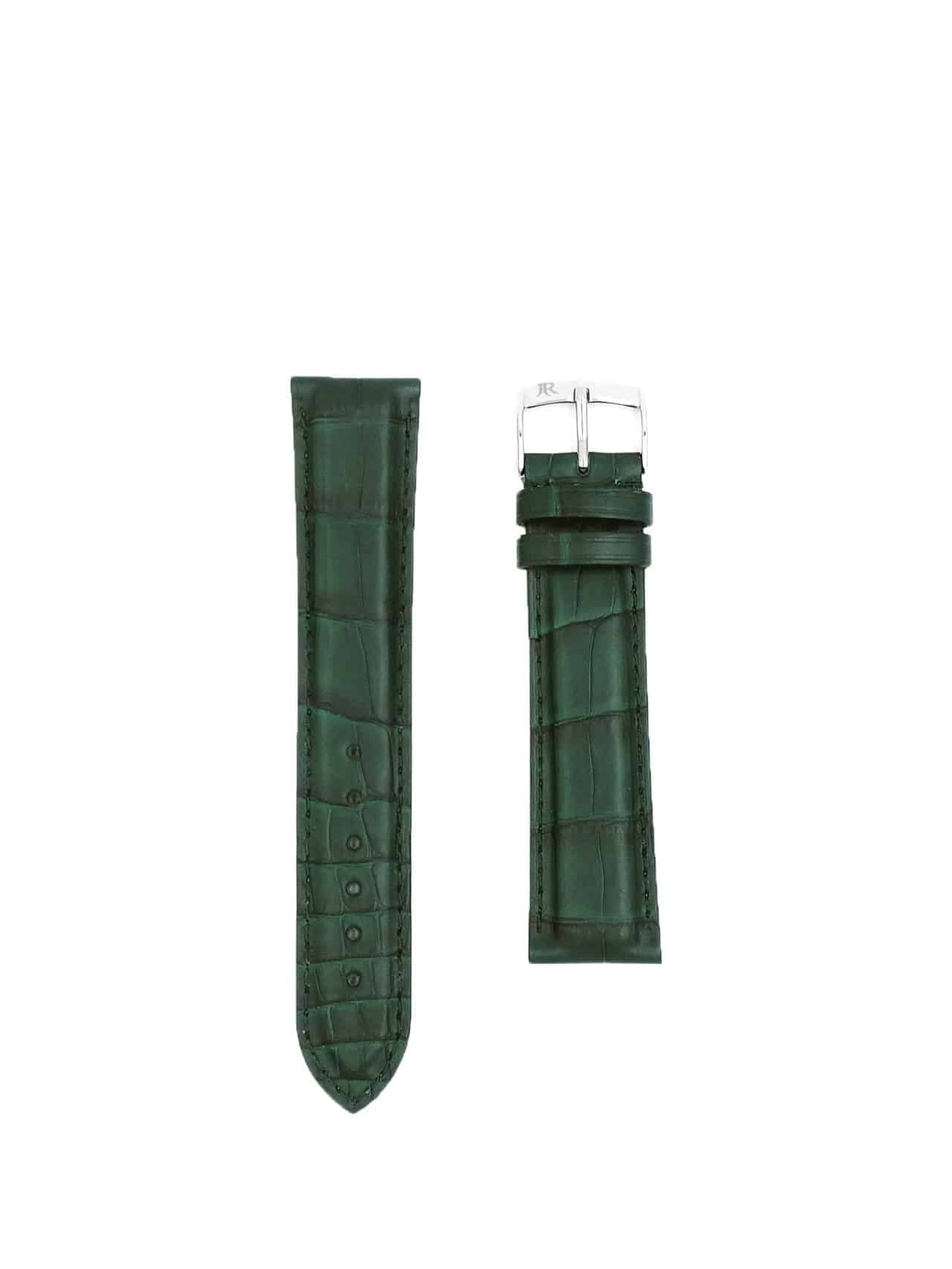 watch straps nyc alligator green