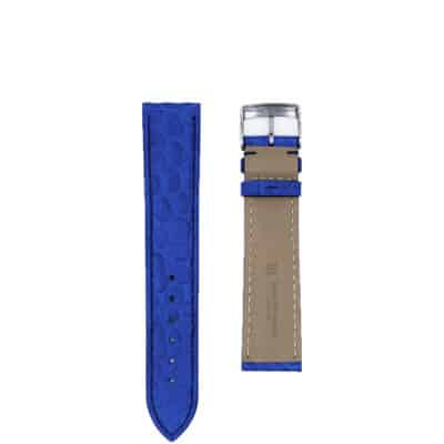 watch straps nyc lligator blue