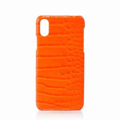 Iphone case X alligator