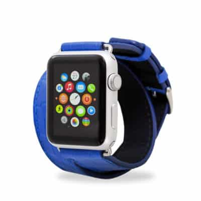 Bracelet apple watch cuir 38mm