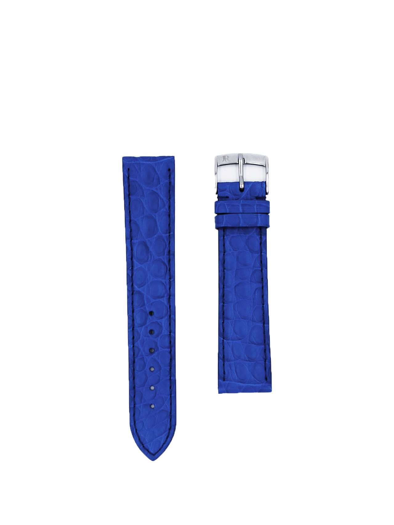 watch straps nyc lligator blue