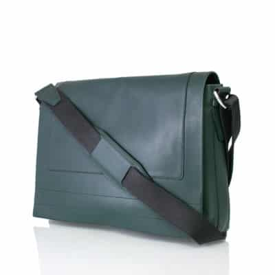 Messenger bag leather