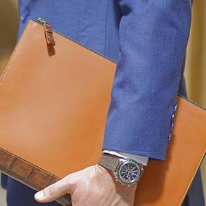 Pitti Uomo watch straps
