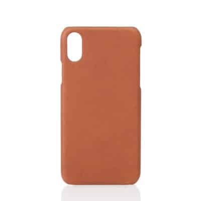 Coque iPhone cuir