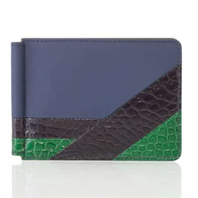 Money clip alligator