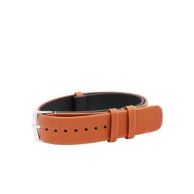 Nato strap calf leather