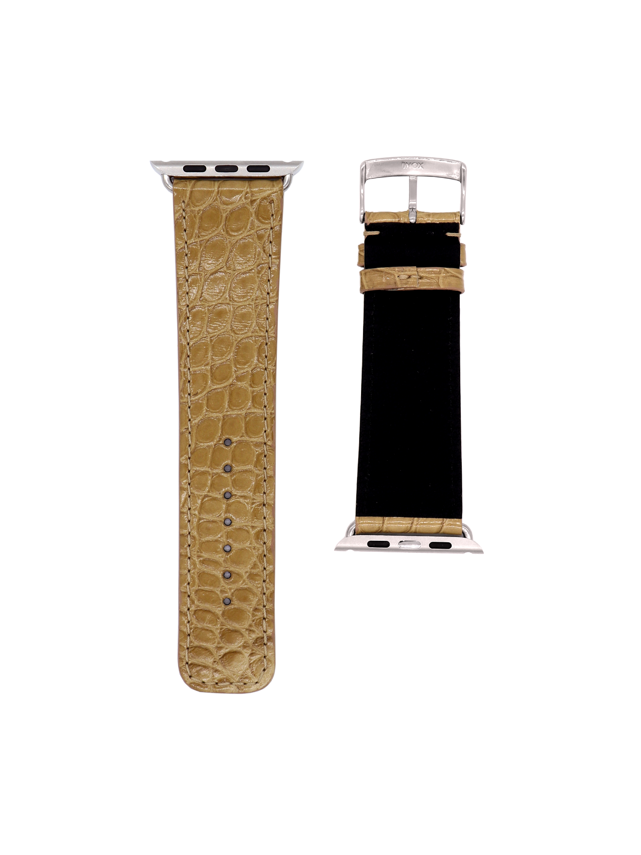 Apple watch strap gold