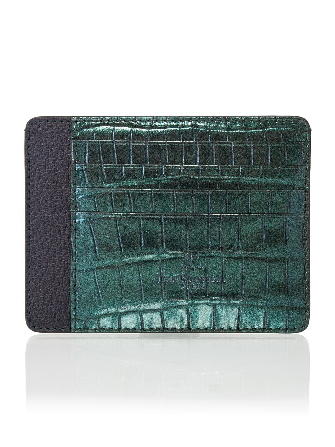 alligator card holder