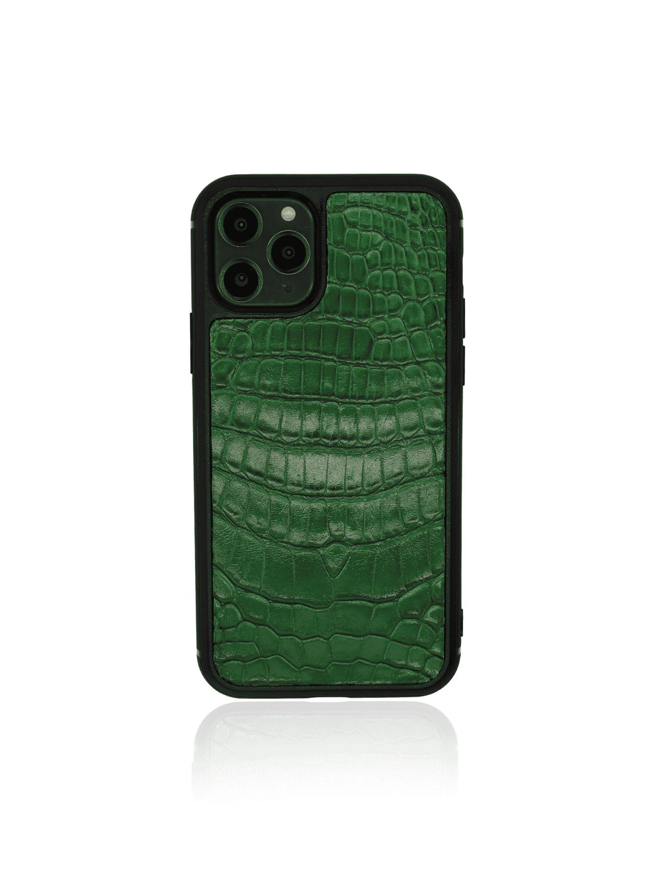 Iphone 11 pro case alligator