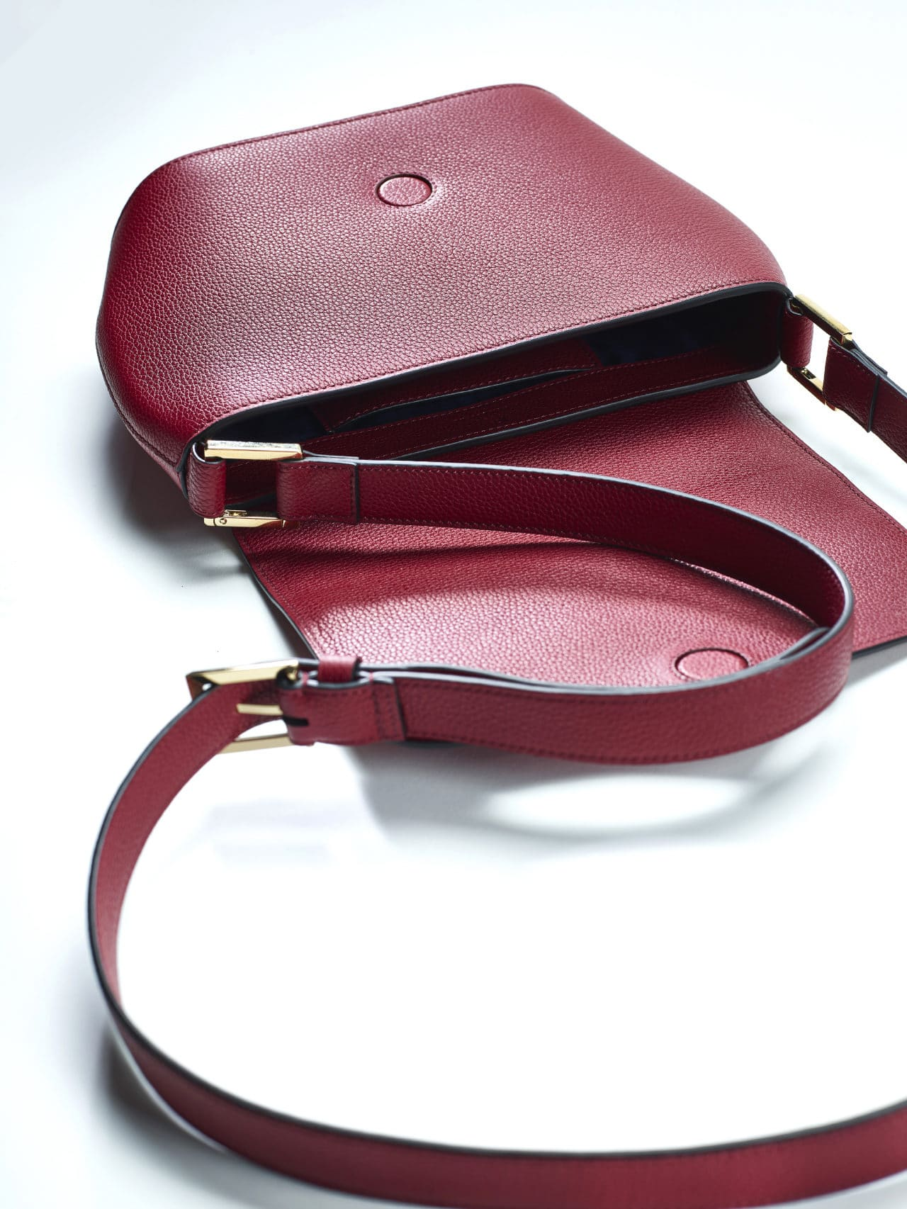 handbag leather