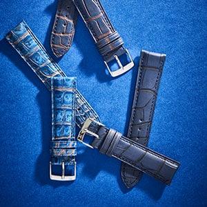 Jean_Rousseau_Blue_watch_straps