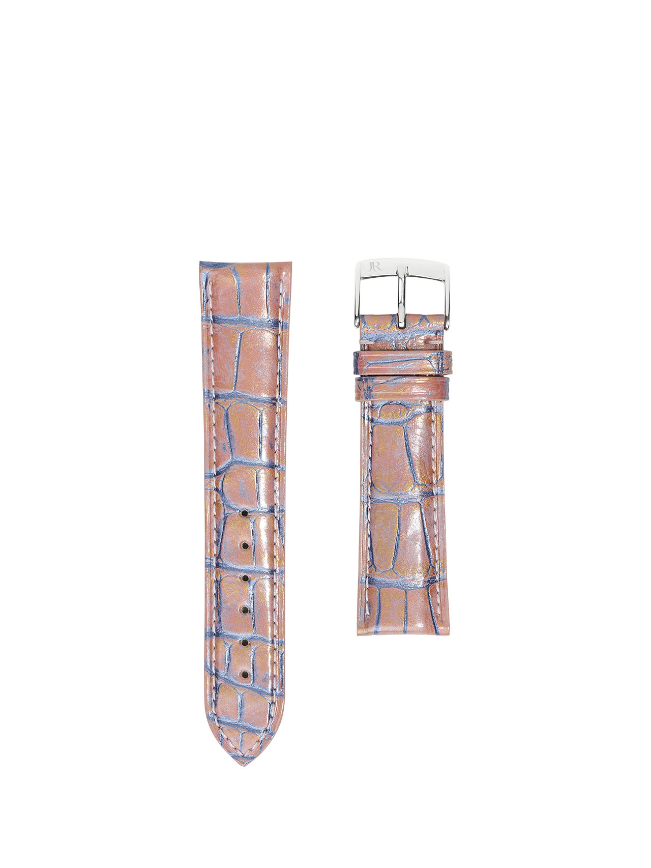 Alligator watch strap