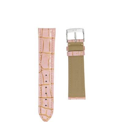 Alligator watch strap